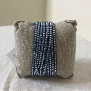 Jewelry - New! Blue Rhinestone Bella • Jack bracelet